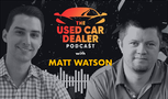 Episode 10: Interview Matt Watson CTO/Co-Founder of Vin Solutions
