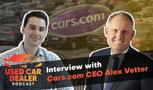 Alex Vetter CEO of Cars.com