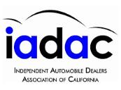 California Independent Auto Dealers Association