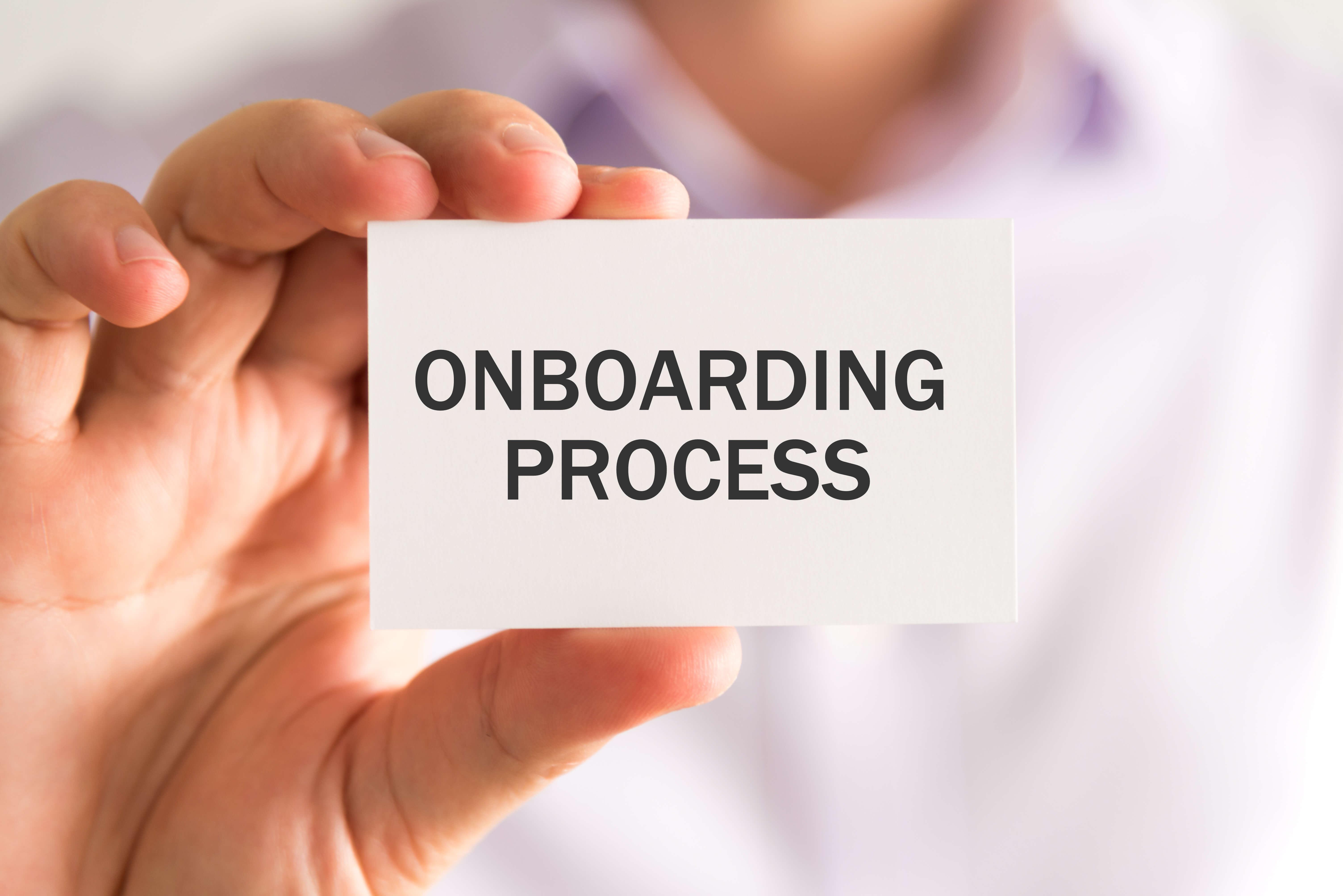 onboarding